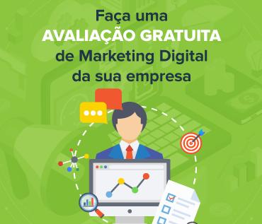 Avaliação Gratuita de Marketing Digital